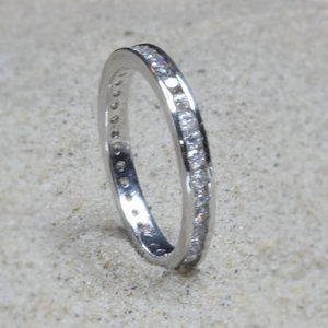 Sterling Silver Dazzler Ring